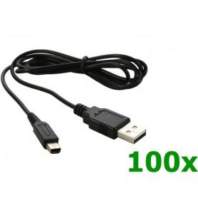 NedRo - USB Oplader voor Nintendo DSi (XL) 3DS (XL) 2DS - Nintendo DSi XL - YGN606-100x www.NedRo.nl