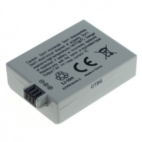 OTB - Batterij voor Canon LP-E5 Li-Ion ON1595 - Canon foto-video batterijen - ON1595-C www.NedRo.nl