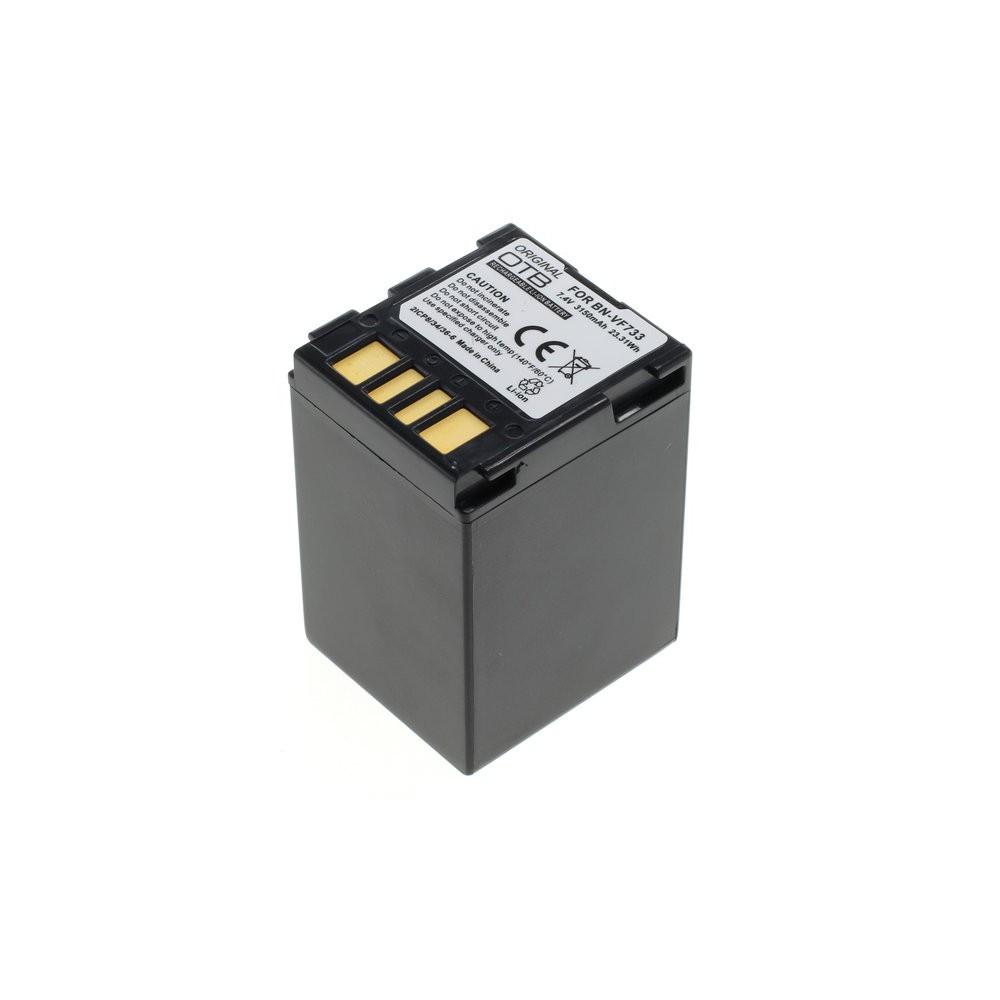 Batterij voor JVC BN-VF733 Li-Ion ON1480