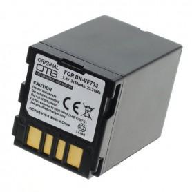OTB - Batterij voor JVC BN-VF733 Li-Ion ON1480 - JVC foto-video batterijen - ON1480-C www.NedRo.nl