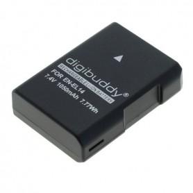 Accu voor Nikon EN-EL14 / EN-EL14a Li-Ion