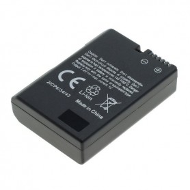 digibuddy - Battery for Nikon EN-EL14 / EN-EL14a Li-Ion 1050mAh - Nikon photo-video batteries - ON4590-C www.NedRo.us