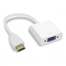NedRo - Mini DisplayPort to VGA adapter converter - HDMI adapters - AL725-CB