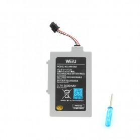 Battery Pack for Wii U Gamepad 3.7V 3600mAh