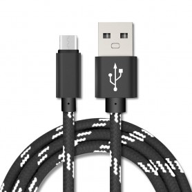 NedRo - USB Type C (USB-C) to USB Metallic Hi-Q - USB to USB C cables - AL721-K www.NedRo.us
