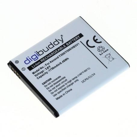 OTB, Batterij voor Huawei Ascend Y300 Li-Ion, Huawei telefoonaccu's, ON2168, EtronixCenter.com