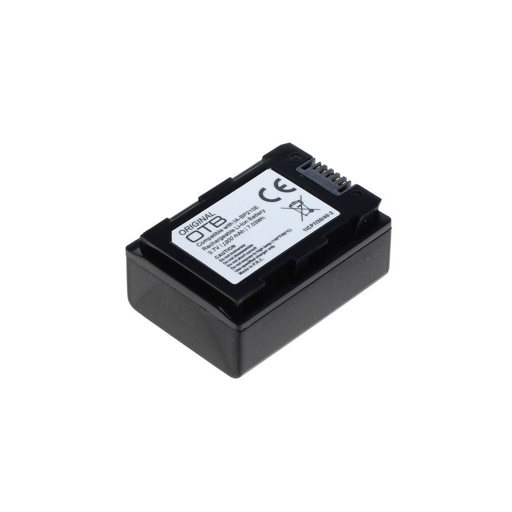 OTB - Acumulator pentru Samsung IA-BP210E 1800mAh ON2792 - Samsung baterii foto-video - ON2792-C www.NedRo.ro