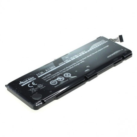 "OTB, Compatible accu voor APPLE MACBOOK PRO 17"" (Start 2011 / End 2011) LI-POLYMER, Apple macbook laptop accu's, ON4591, Etro..."