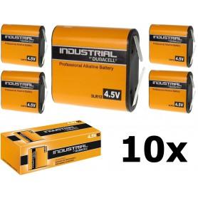 Duracell - Baterie plata Duracell Industrial 3LR12 4.5V - Format C D 4.5V XL - BL240-10x www.NedRo.ro