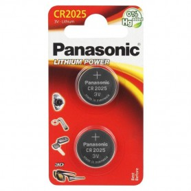 Panasonic CR2025 Lithium battery