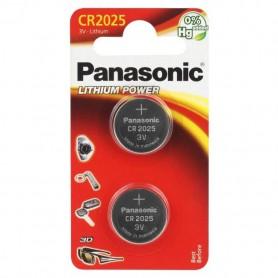 Panasonic CR2025 Lithium knoopcelbatterij