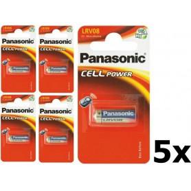 Panasonic - Panasonic A23 23A 12V L1028F Alkaline battery - Other formats - BL242-CB