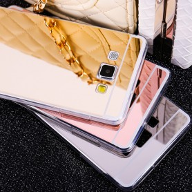 2in1 Spiegel en Hoesje voor Samsung Galaxy S8