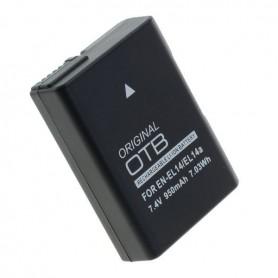 OTB - Accu voor Nikon EN-EL14 / EN-EL14A Li-Ion NIEUWSTE VERSIE 950mAh - Nikon foto-video batterijen - ON4603 www.NedRo.nl