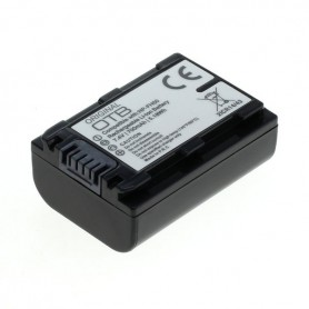 OTB - Battery for Sony NP-FH50 / NP-FP50 700mAh - Sony photo-video batteries - ON1972 www.NedRo.us