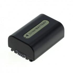 OTB - Batterij voor Sony NP-FH50 / NP-FP50 700mAh - Sony foto-video batterijen - ON1972-C www.NedRo.nl