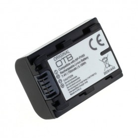 OTB - Battery for Sony NP-FH50 / NP-FP50 700mAh - Sony photo-video batteries - ON1972-C www.NedRo.us