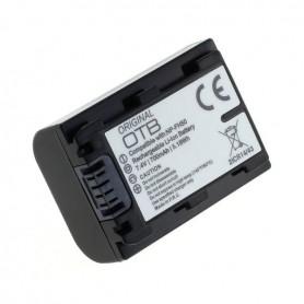 OTB - Baterie pentru Sony NP-FH50 / NP-FP50 700mAh - Sony baterii foto-video - ON1972 www.NedRo.ro