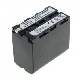OTB - Batterij voor Sony NP-F960 / NP-F970 Li-Ion 6600mAh - Sony foto-video batterijen - ON1455-C www.NedRo.nl
