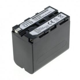 OTB - Battery for Sony NP-F960 / NP-F970 Li-Ion 6600mAh - Sony photo-video batteries - ON1455-C www.NedRo.us