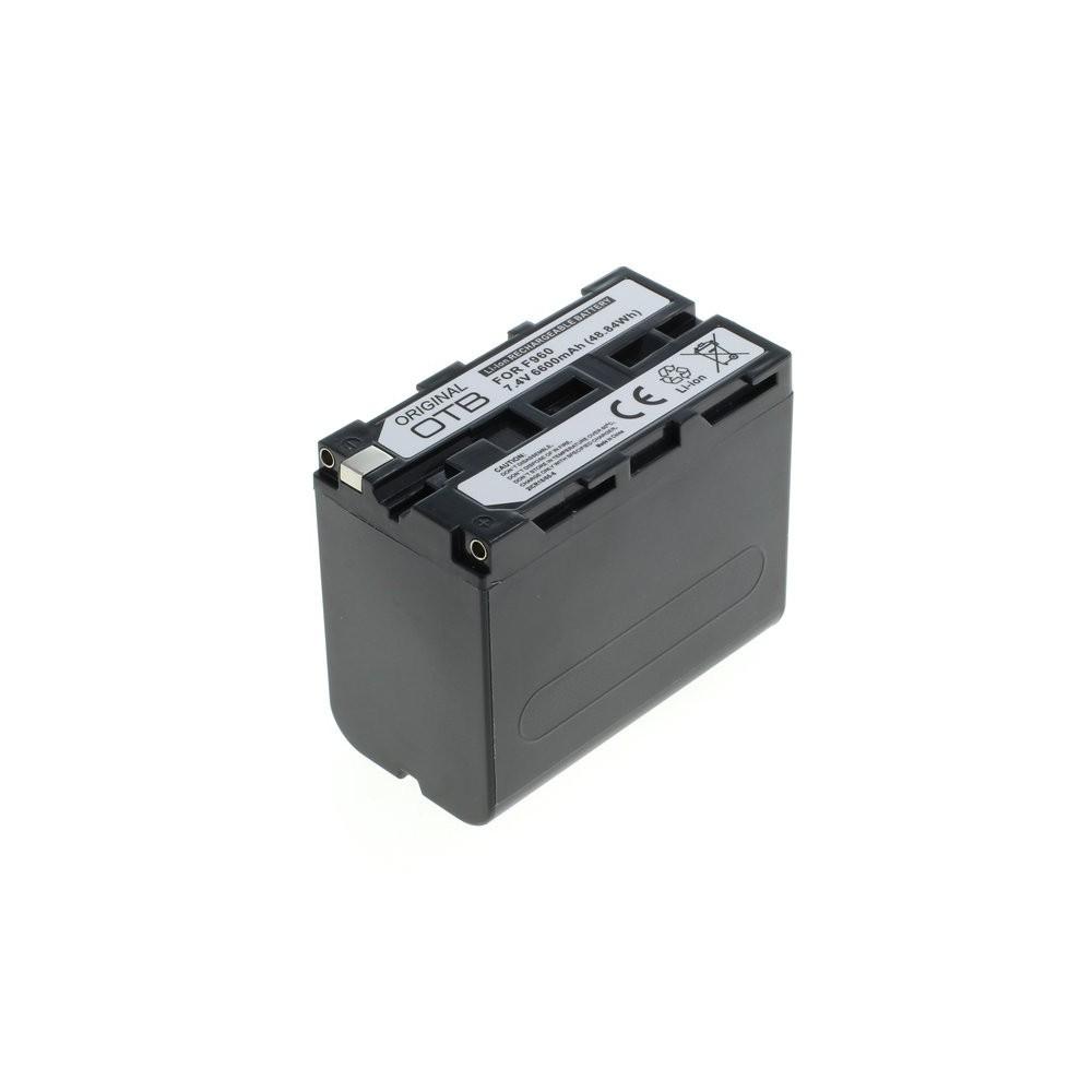 Batterij voor Sony NP-F960 / NP-F970 Li-Ion ON1455