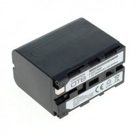 OTB, Batterij voor Sony NP-F960 / NP-F970 Li-Ion 6600mAh, Sony foto-video batterijen, ON1455, EtronixCenter.com
