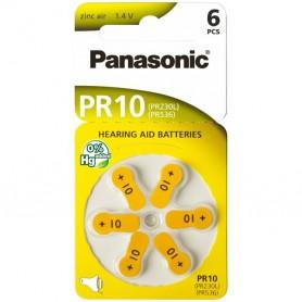 Panasonic 10 MF Gehoorapparaat batterijen