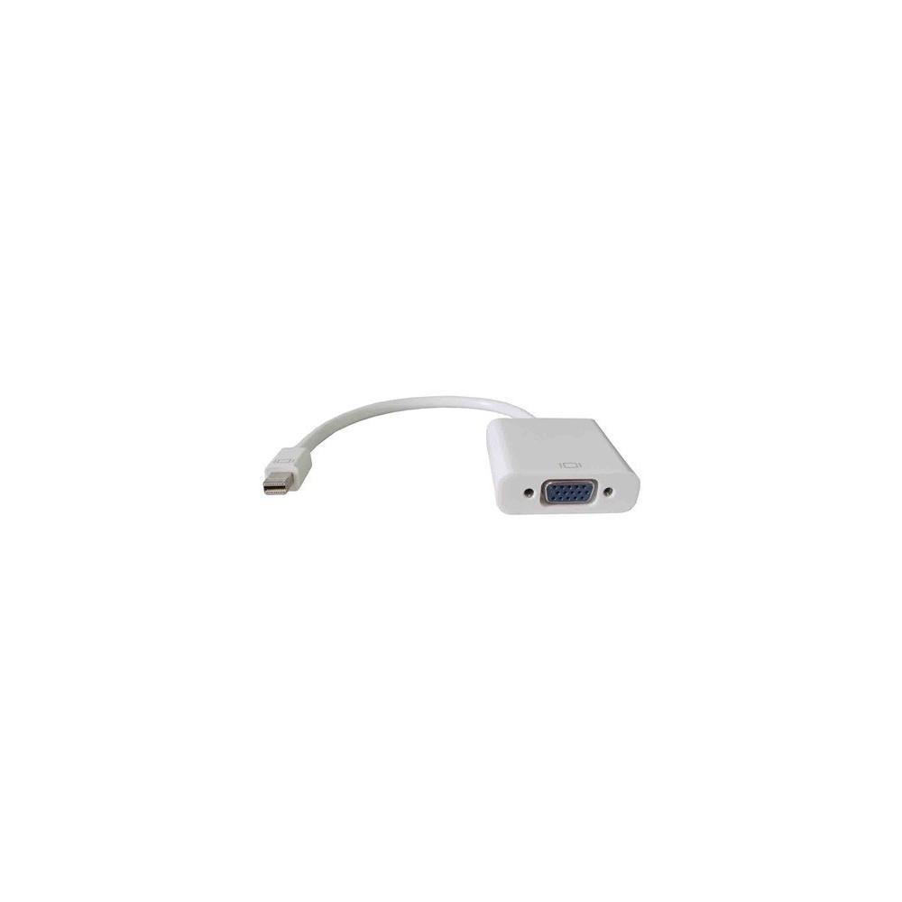 NedRo - Mini DisplayPort male naar VGA female Adapter AL078 - VGA adapters - AL078 www.NedRo.nl