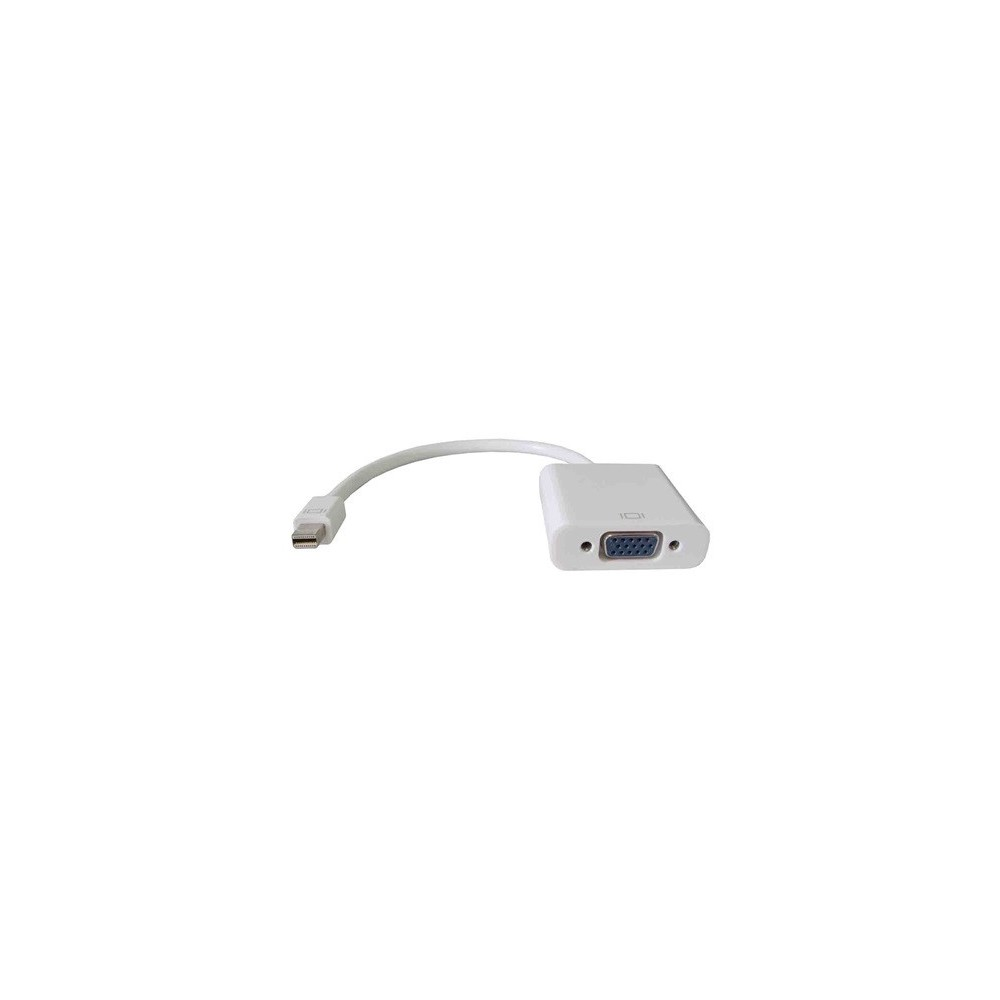 NedRo - Mini DisplayPort Male to VGA Female Adapter AL078 - Adaptoare VGA - AL078 www.NedRo.ro