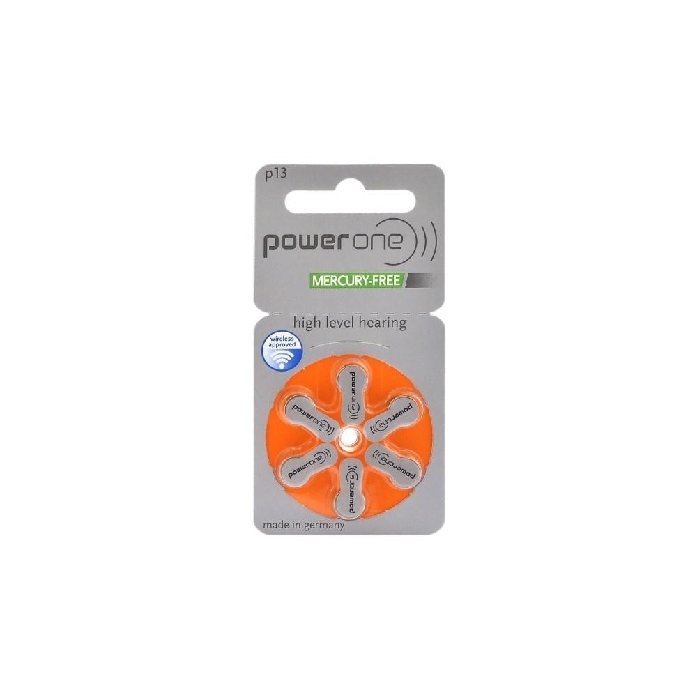 Power One by Varta 13 MF Gehoorapparaat batterijen