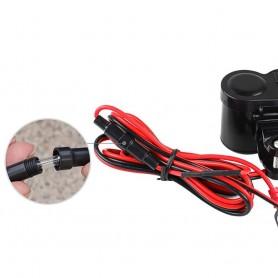 Motor Fiets USB Sigarettenaansteker Laadcontactdoos