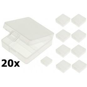 OTB - Transportbox voor 2 9V-Block Batterijen - Overige batterijen - ON1324-20x www.NedRo.nl