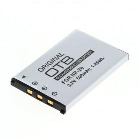 OTB, Baterie pentru Casio NP-20 Li-Ion ON1396, Casio baterii foto-video, ON1396, EtronixCenter.com