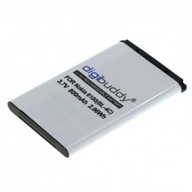 Battery compatible for Nokia 6100 6101 3650 6230 BL-4C