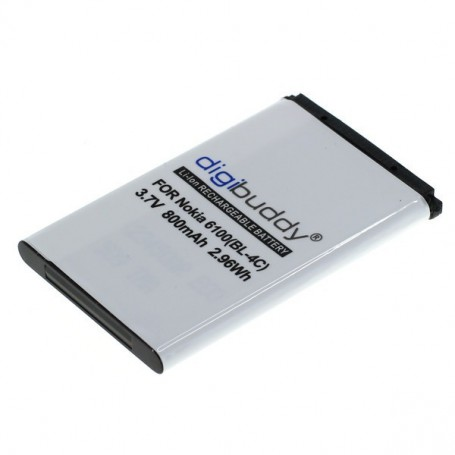 OTB, Battery compatible for Nokia 6100 6101 3650 6230 BL-4C, Nokia phone batteries, ON002