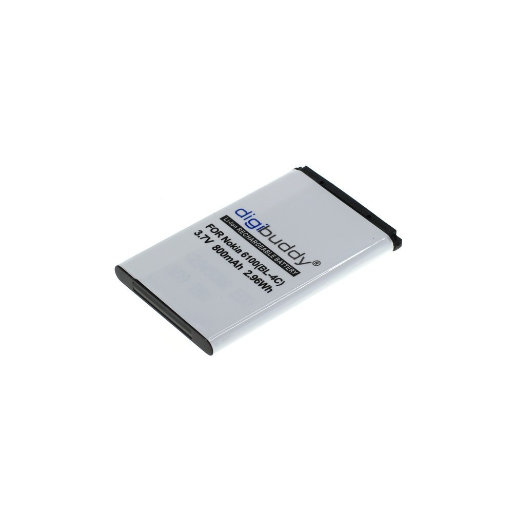 OTB - Battery compatible for Nokia 6100 6101 3650 6230 BL-4C - Nokia phone batteries - ON002-C www.NedRo.de