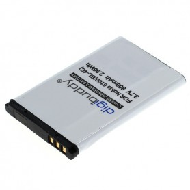 OTB - Battery compatible for Nokia 6100 6101 3650 6230 BL-4C - Nokia phone batteries - ON002 www.NedRo.us