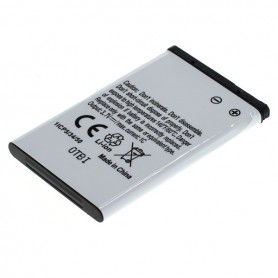OTB - Battery compatible for Nokia 6100 6101 3650 6230 BL-4C - Nokia phone batteries - ON002-C www.NedRo.us