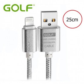 GOLF, Cable for iPhone 6 Plus 5 5S iPad 4 Air 2, iPhone data cables , AL615-CB, EtronixCenter.com