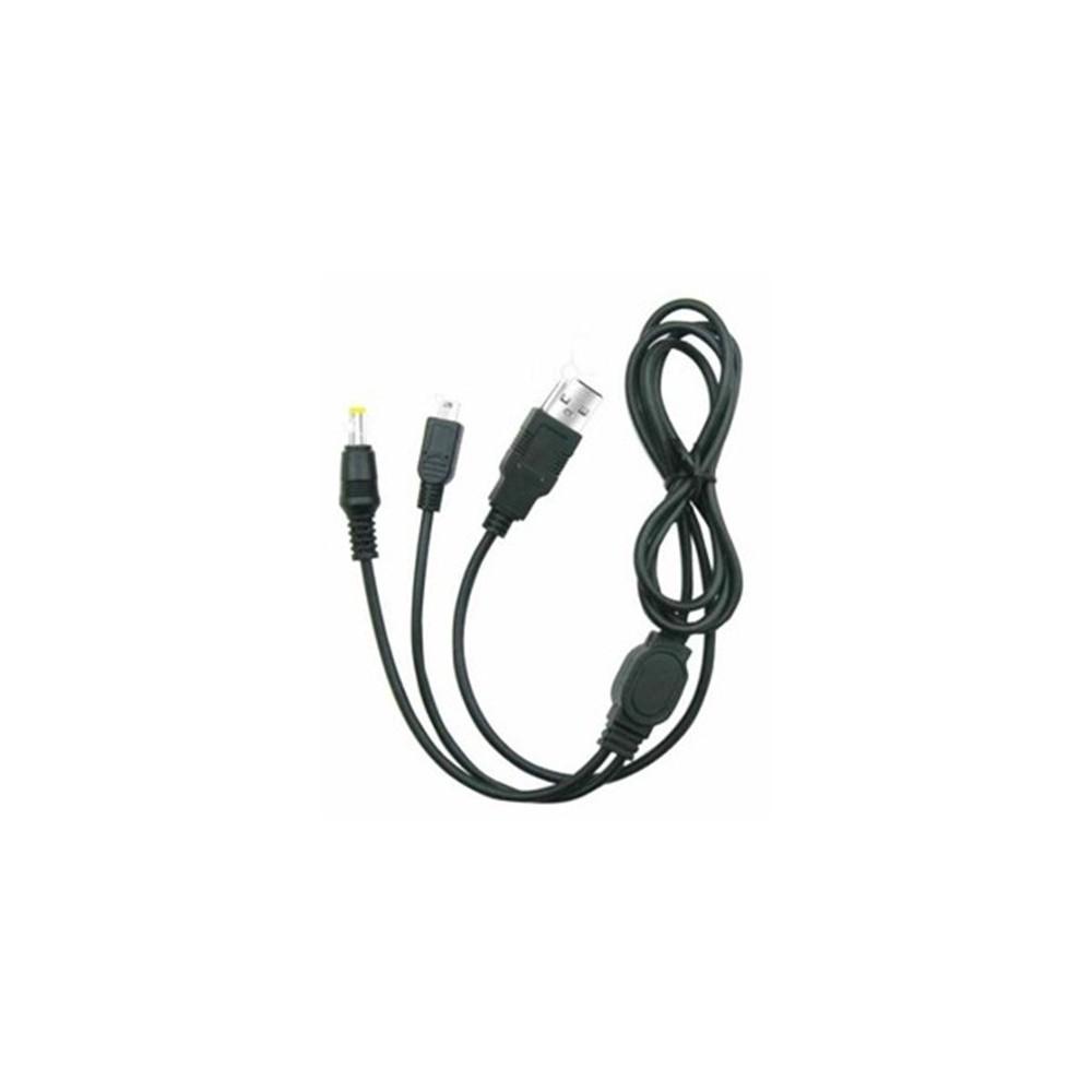 NedRo - Sync/Data en Oplaad Kabel voor PSP en PSP Slim & Lite P058 - PlayStation PSP - P058 www.NedRo.nl