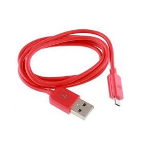 NedRo - USB 2.0 naar Micro USB Datakabel - USB naar Micro USB kabels - AL587 www.NedRo.nl