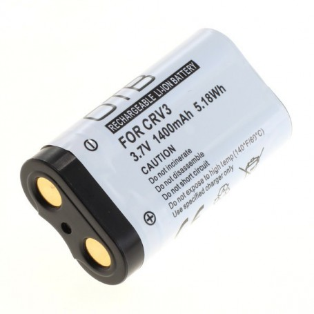 OTB - Battery compatible for CR-V3 Li-Ion ON1475 - Other photo-video batteries - ON1475 www.NedRo.us