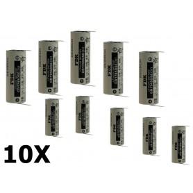 OTB - FDK Batterij CR17450SE-T1 Lithium 3V 2500mAh bulk ON1341 - Andere formaten - ON1341-10x www.NedRo.nl