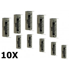 OTB - FDK Battery CR17450SE-T1 Lithium 3V 2500mAh bulk ON1341 - Other formats - ON1341-10x www.NedRo.us
