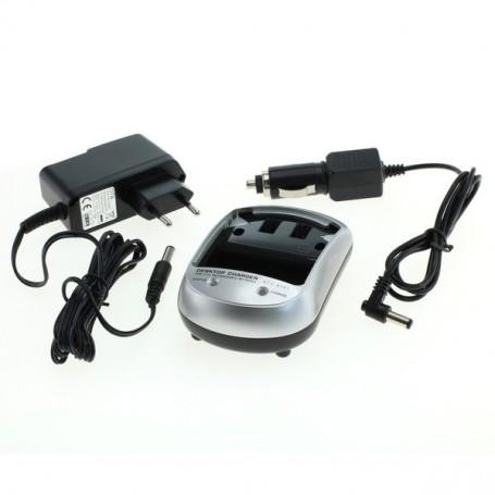 Dolphix - AC en autolader set voor alle type laadplatjes - Andere foto-video laders - 49459 www.NedRo.nl