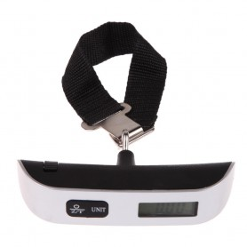 NedRo - Digital Lugage Scale with strap up to 50kg - Digital scales - AL584 www.NedRo.us
