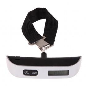 Oem - Digital Lugage Scale with strap up to 50kg - Digital scales - AL584