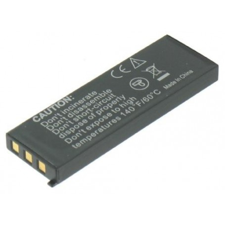 NedRo - Battery compatible with Casio NP-50 - Casio photo-video batteries - V123 www.NedRo.us