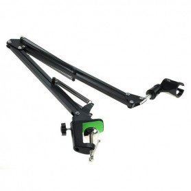 Mikrofonarm / Microphone Stands / Swing Arm - Table Assembly