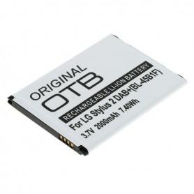 OTB - Batterij voor LG Stylus 2 Dab+ 2000mAh Li-Ion - LG telefoonaccu's - ON4637 www.NedRo.nl